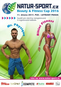 Natur-sport.cz Beauty & Fitness Cup 2017